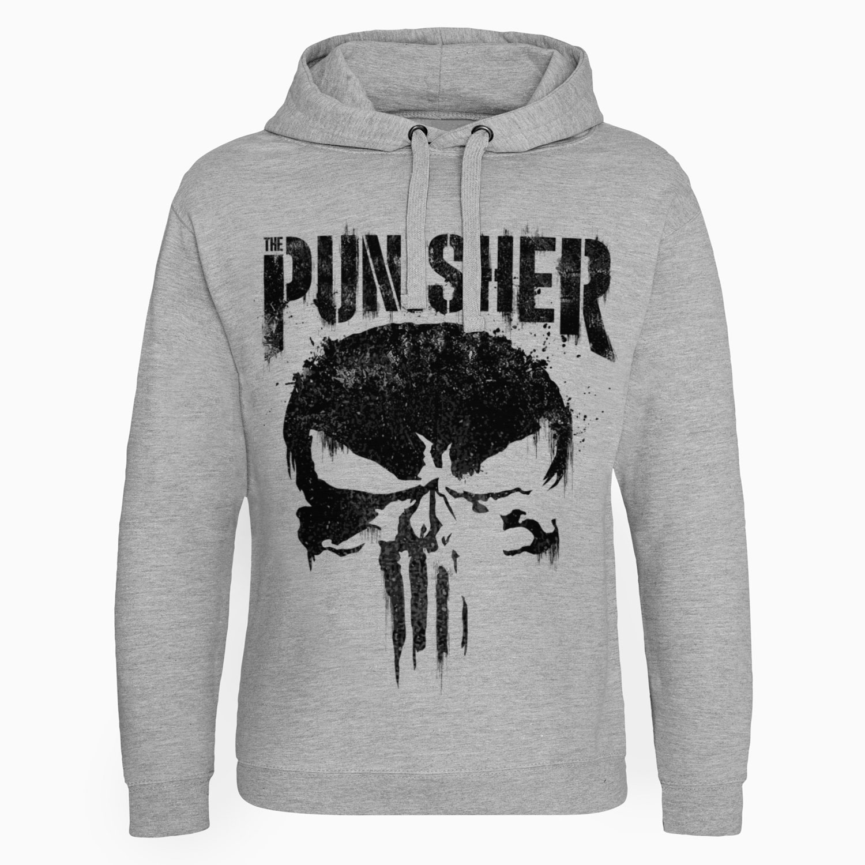 Marvel's The Punisher Big Skull Epic Hoodie