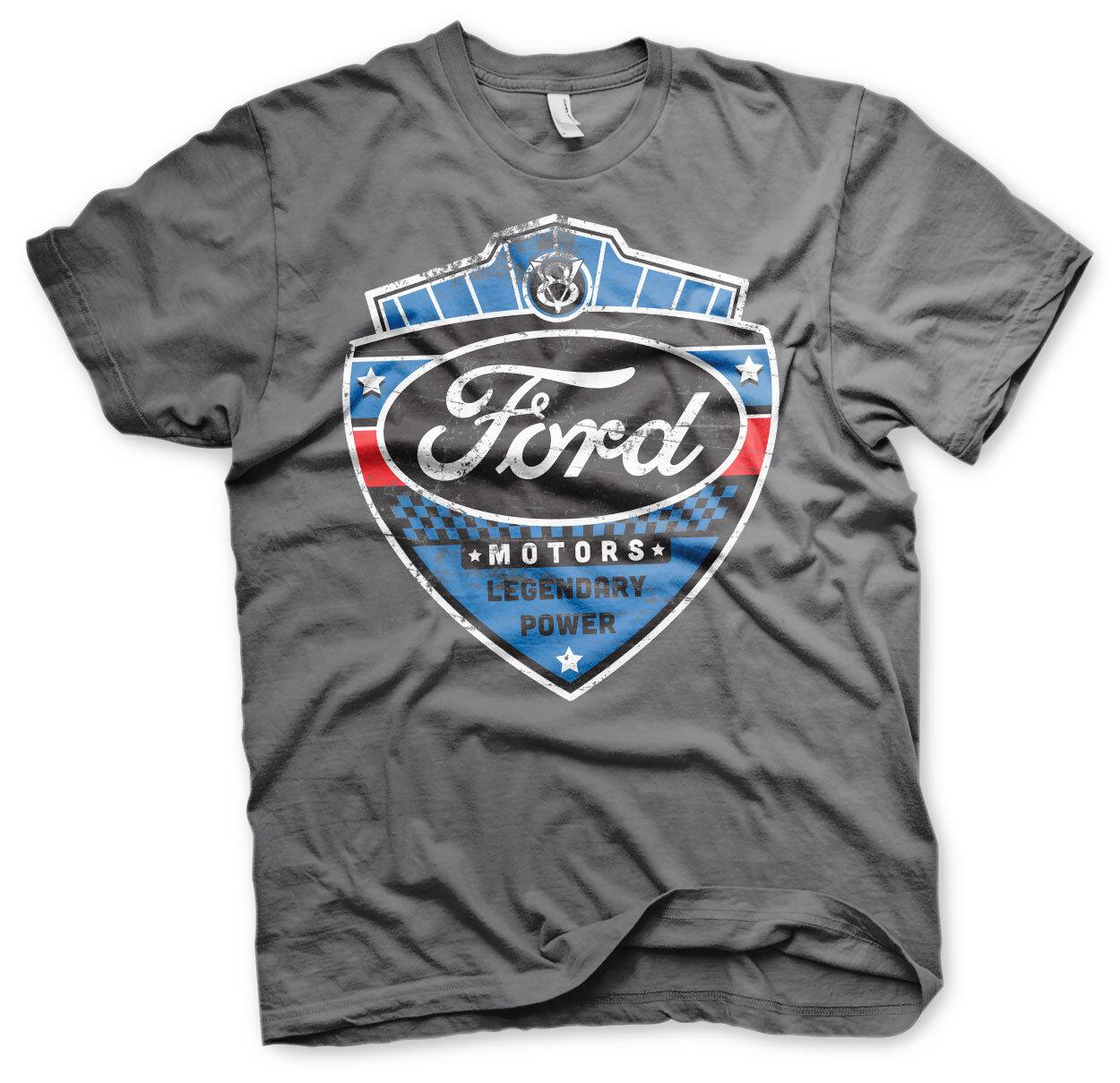 Ford - Legendary Power T-Shirt