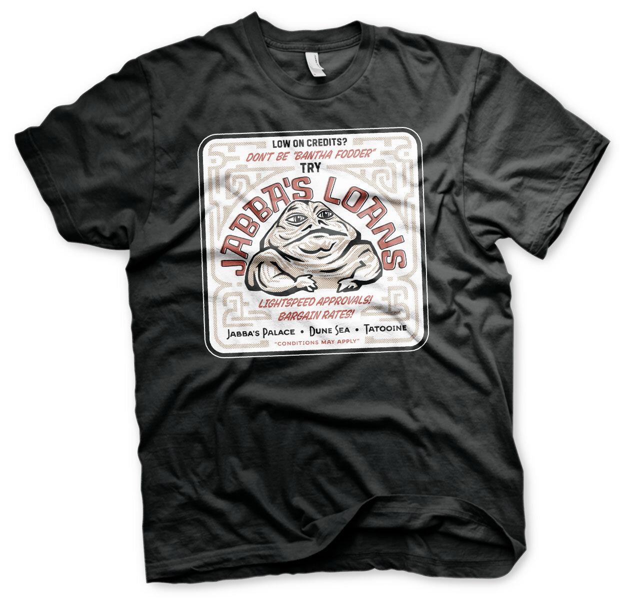 Jabba's Loans T-Shirt