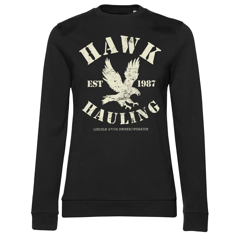 Hawk Hauling Girly Sweatshirt