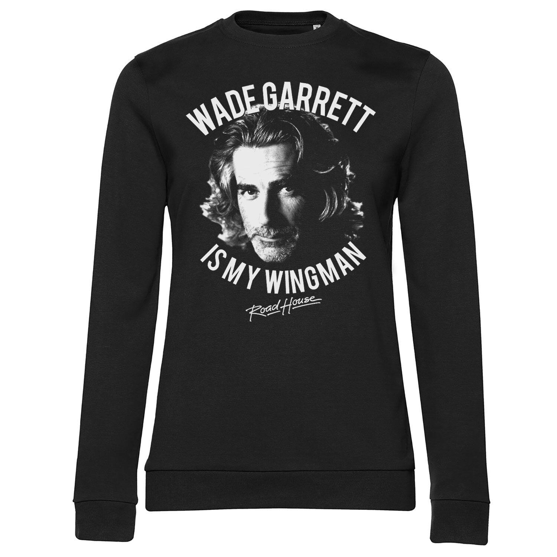 Wade Garrett Is My Wingman Girly Sweatshirt