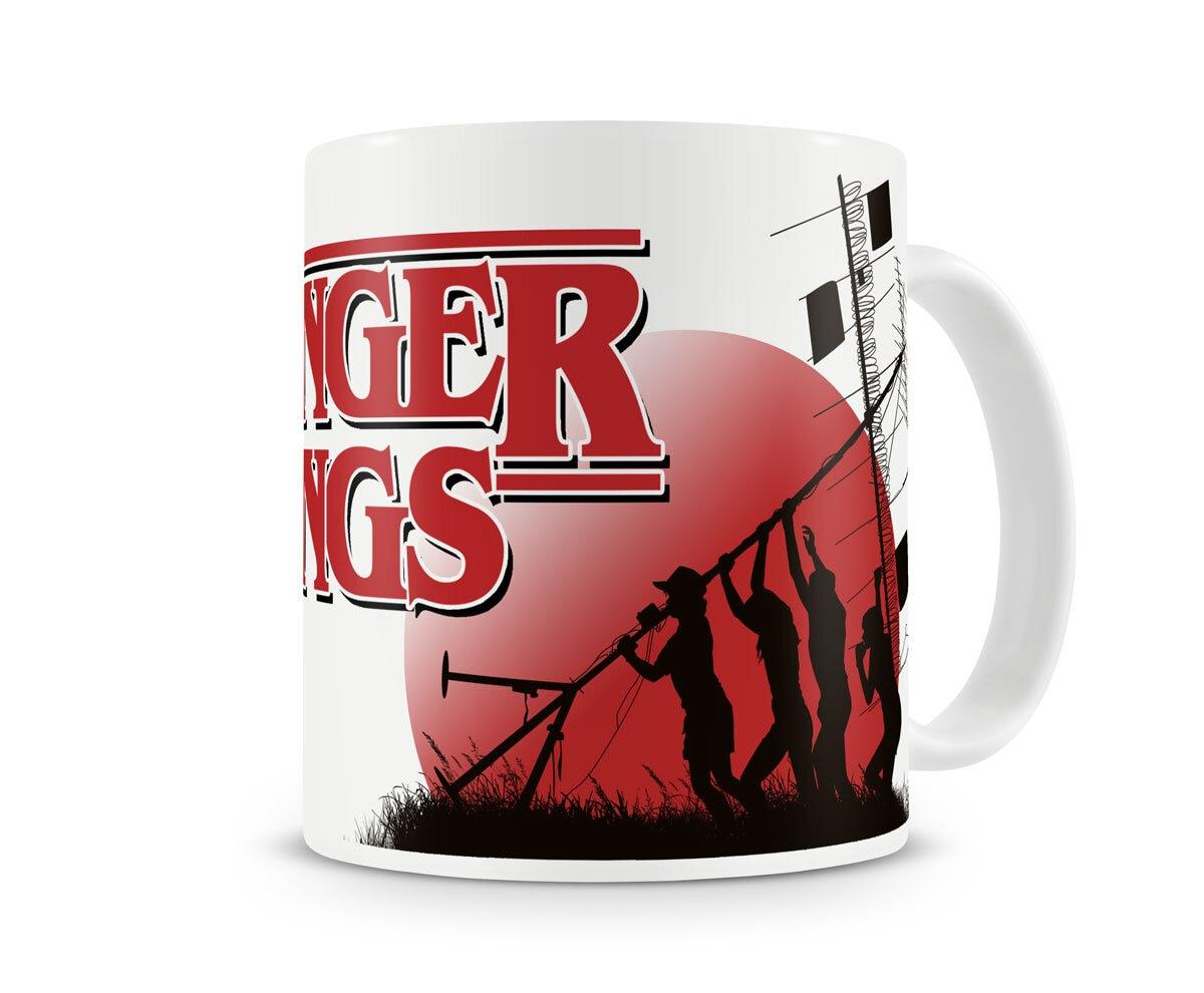 Stranger Things Coffee Mug