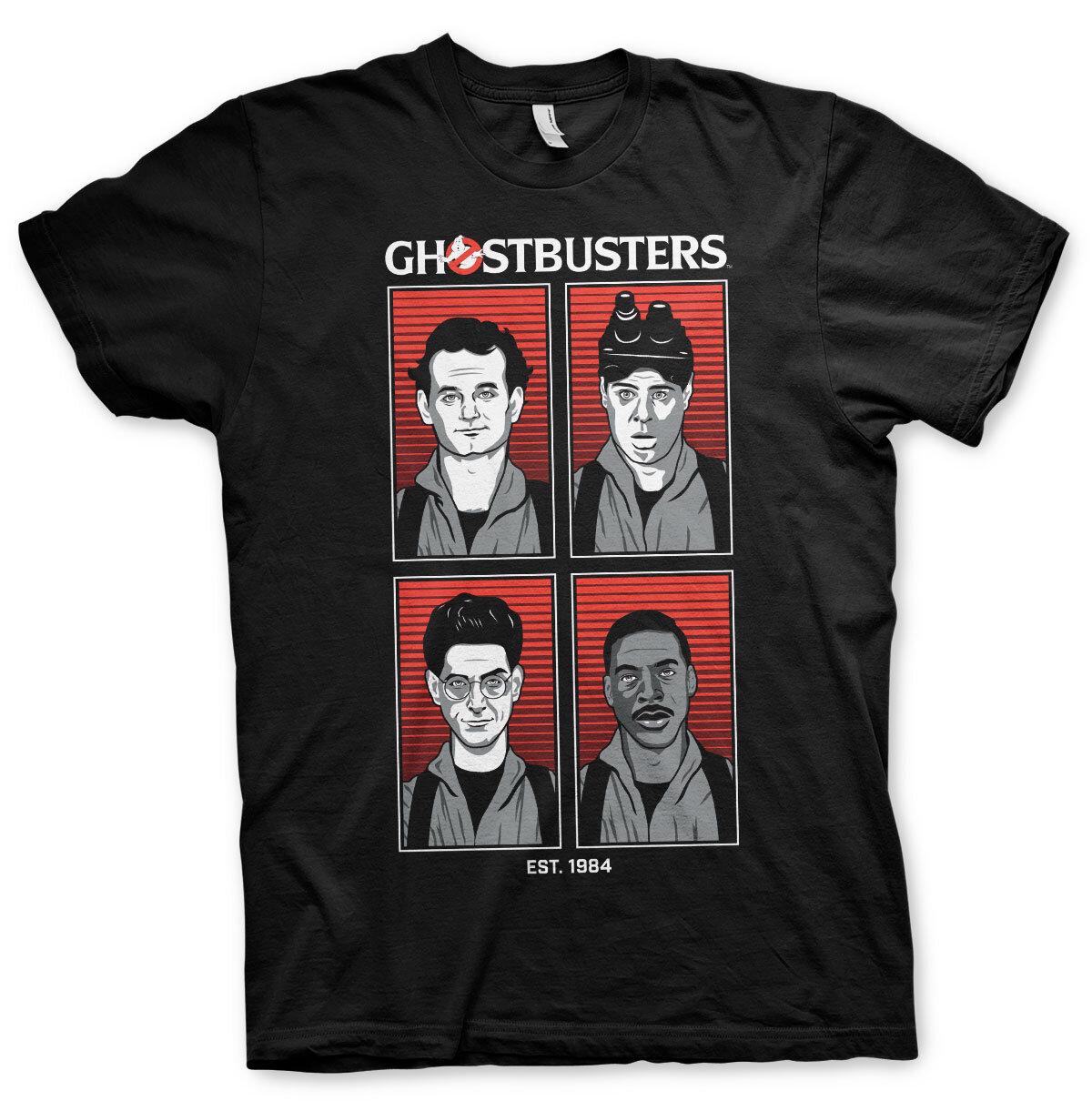 Ghostbusters Original Team T-Shirt