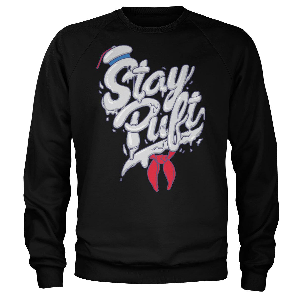 Ghostbusters - Stay Puft Sweatshirt