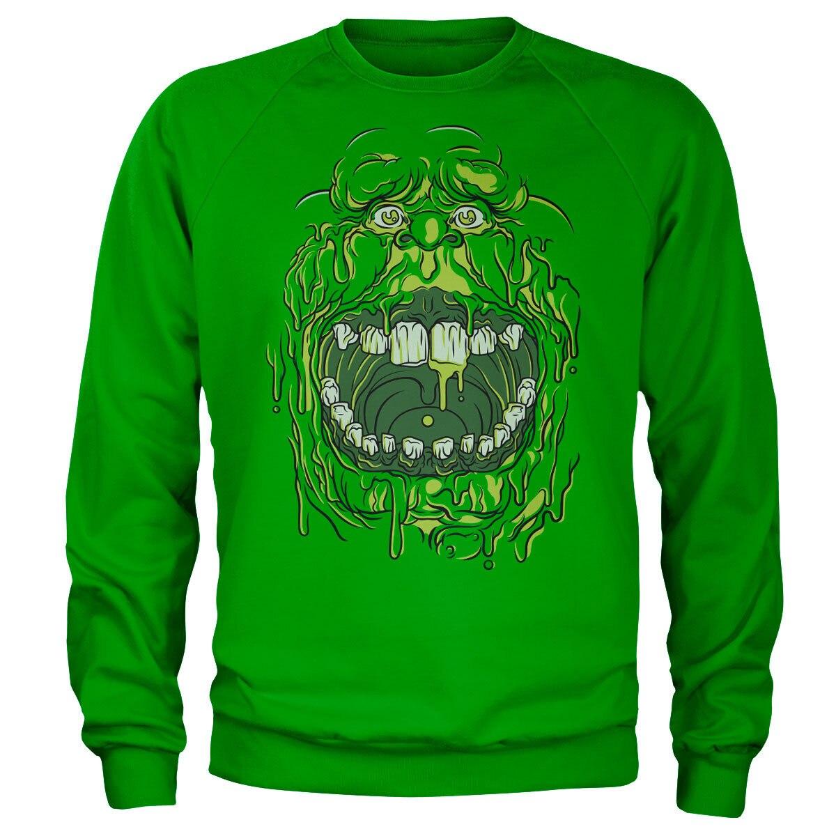 Ghostbusters Slimer Sweatshirt