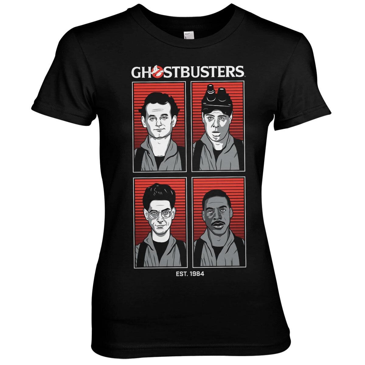 Ghostbusters Original Team Girly Tee