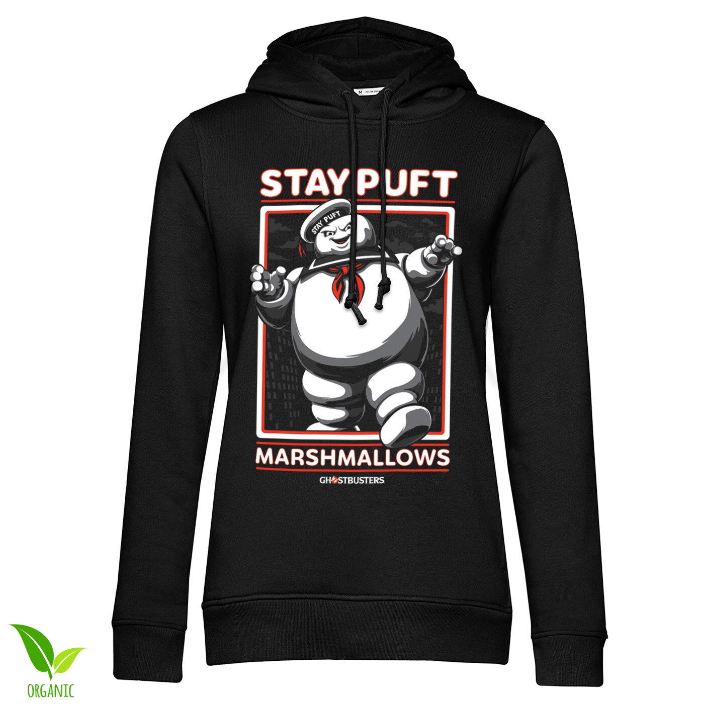 Stay Puft Marshmallows Girls Hoodie