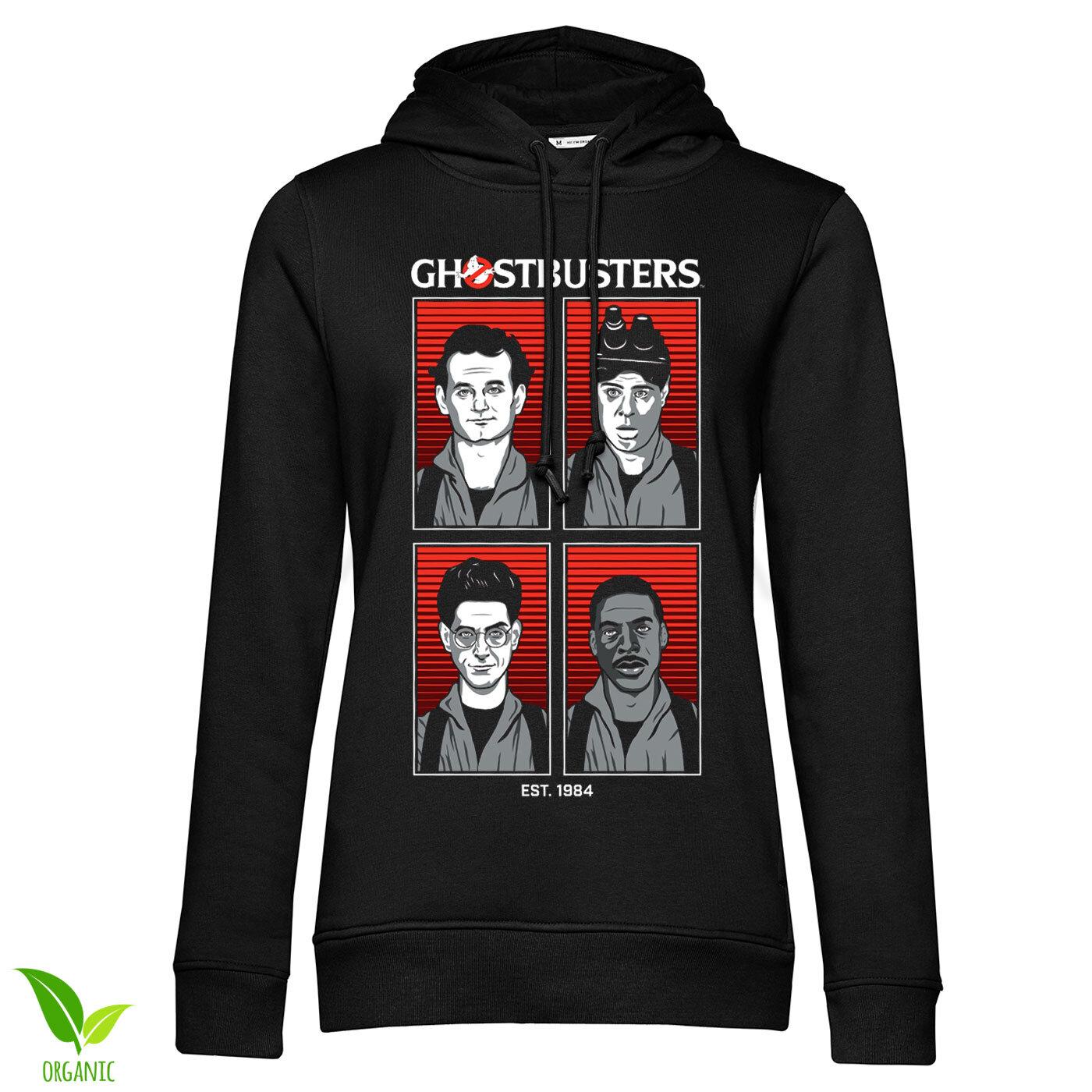 Ghostbusters Original Team Girls Hoodie