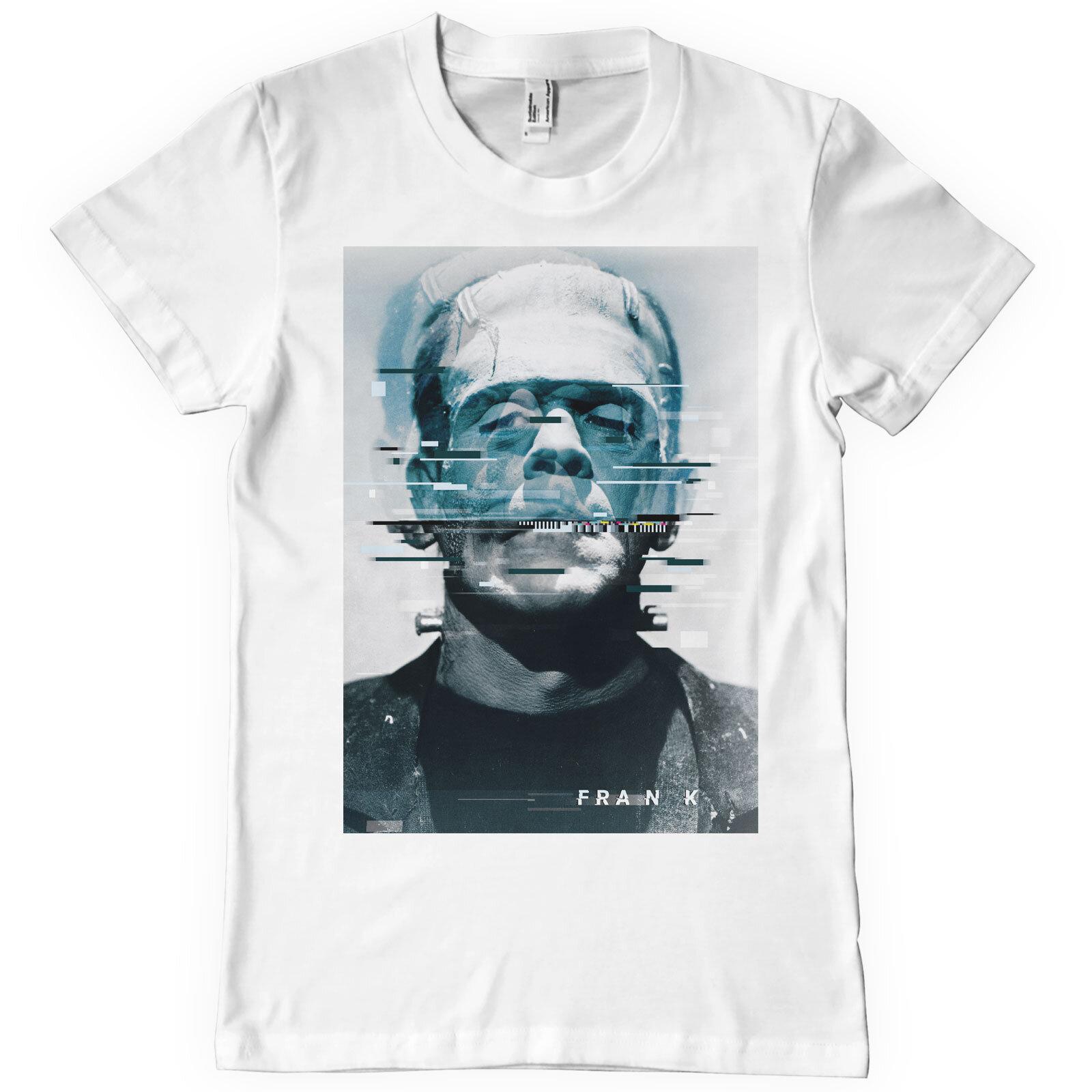 Frankenstein Bad Signal T-Shirt
